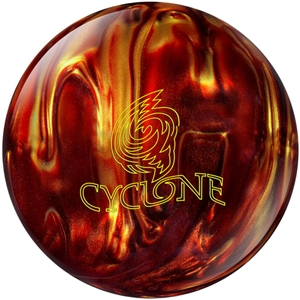Ebonite Cyclone Fireball Bowling Balls