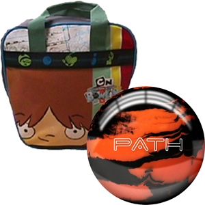 Pyramid Path w/ Cartoon Network Single Ball/Bag Combo Bowling Combos