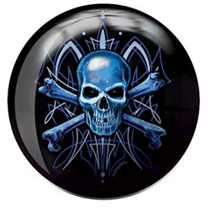 Viz-A-Ball Skull Bowling Balls