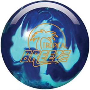 Storm Tropical Breeze Pearl Teal/Blue Bowling Balls