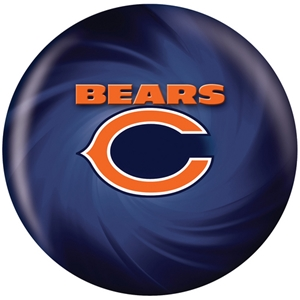 NFL Bowling Balls Chicago Bears