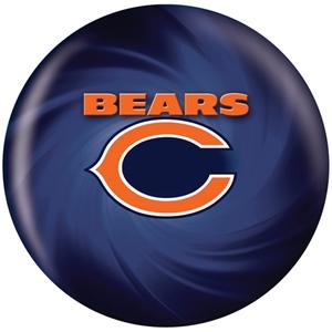 NFL Bowling Balls Chicago Bears