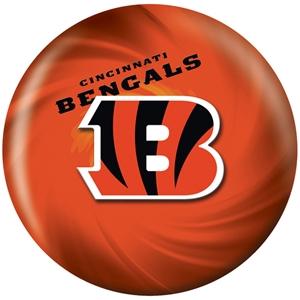 NFL Bowling Balls Cincinnati Bengals