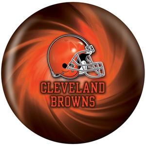 KR Strikeforce NFL Cleveland Browns ver2 Bowling Balls