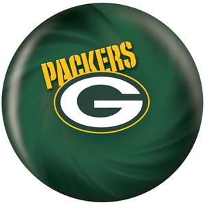 NFL Bowling Balls Green Bay Packers
