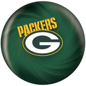 NFL Bowling Balls Green Bay Packers
