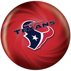 KR Strikeforce NFL Houston Texans ver2 Bowling Balls