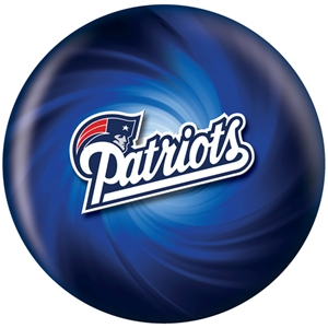 KR Strikeforce NFL New England Patriots ver2 Bowling Balls