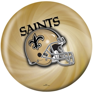 NFL Bowling Balls New Orleans Saints