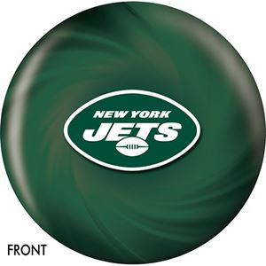 KR Strikeforce NFL New York Jets ver2 Bowling Balls