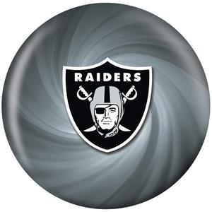 NFL Bowling Balls Oakland Raiders