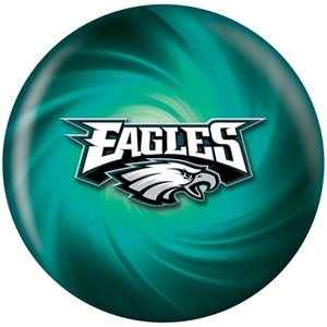 KR Strikeforce NFL Philadelphia Eagles ver2 Bowling Balls