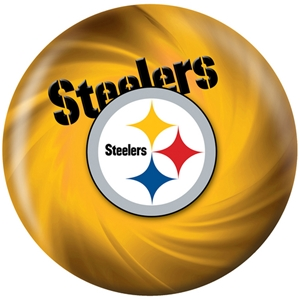 NFL Bowling Balls Pittsburgh Steelers