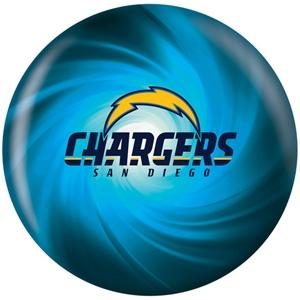 KR Strikeforce NFL San Diego Chargers ver2 Bowling Balls