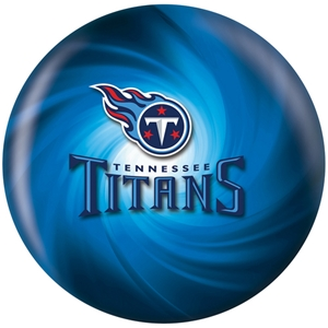 NFL Bowling Balls Tennessee Titans
