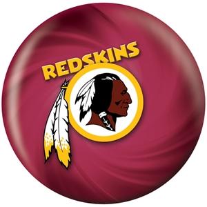 NFL Bowling Balls Washington Redskins