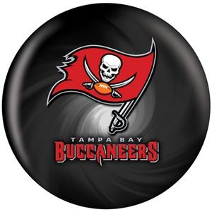 NFL Bowling Balls Tampa Bay Buccaneers