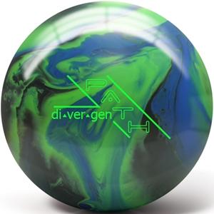 Pyramid Divergent Path Bowling Balls