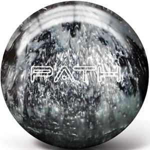 Pyramid Path Black/Silver Bowling Balls