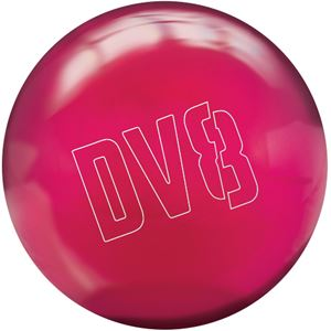 DV8 Polyester - Fearless Fuchsia with Free Sack Bowling Balls