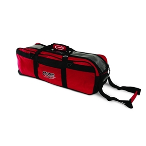 Storm 3 Ball Tournament Tote Red Bowling Bags