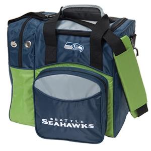 KR Strikeforce NFL Seattle Seahawks Single Tote ver2Bowling Bags