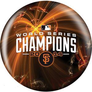 OTB San Francisco Giants World Series Champions 2014  Bowling Balls
