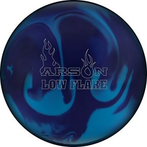 Hammer Arson Low-Flare Solid Bowling Ball