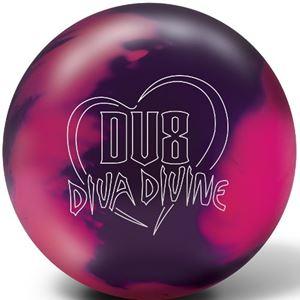 DV8 Diva Divine Bowling Ball