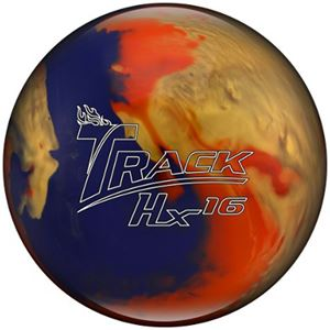 Track Hx16 Bowling Balls