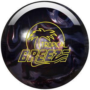 Storm Tropical Breeze Pearl Carbon/Chrome Bowling Balls