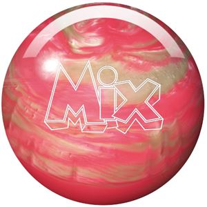 Storm Mix Pink/White Bowling Balls
