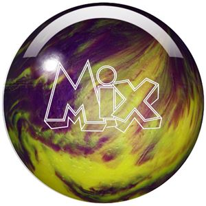 Storm Mix Purple/Yellow Bowling Balls