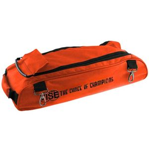 Vise Grip 3 Ball Add-On Shoe Bag Orange Bowling Accessories