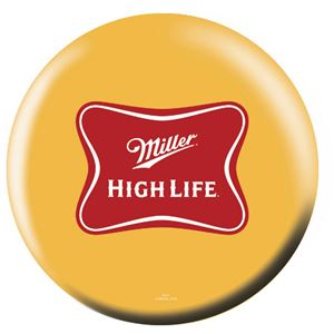 OTB Miller High Life Gold 10 Only - Exclusive Bowling Balls
