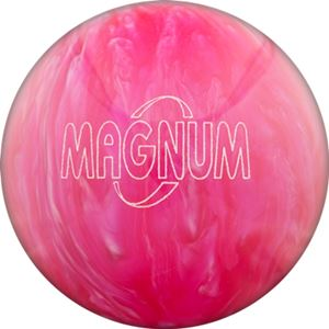 Ebonite Magnum Hot Pink 10 Only Bowling Balls