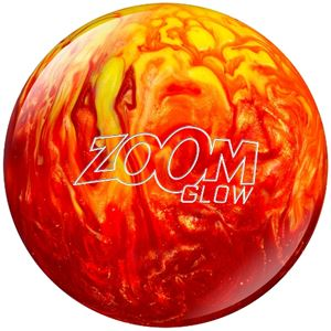 Ebonite Zoom Red/Yellow/Orange 10 Only Bowling Balls