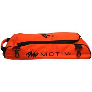 Motiv Ballistix Shoe Bag Orange Bowling Accessories