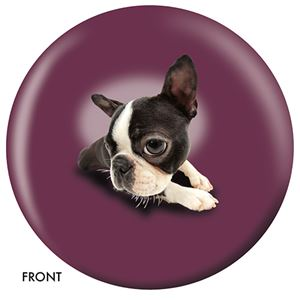 OTB The Dog and Friends Boston Terrier Bowling Balls