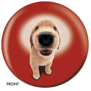 OTB The Dog and Friends Golden Retriever Bowling Balls