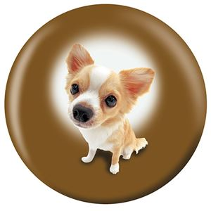 OTB The Dog and Friends Chihuahua Bowling Balls
