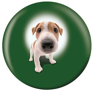 OTB The Dog and Friends Jack Russell Terrier Bowling Balls