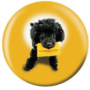 OTB The Dog and Friends Poodle Bowling Balls