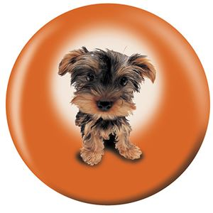OTB The Dog and Friends Yorkshire Terrier Bowling Balls