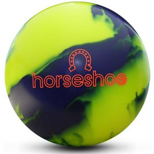PBS Horseshoe Blue/Lemon 10 11 12 Only Bowling Balls