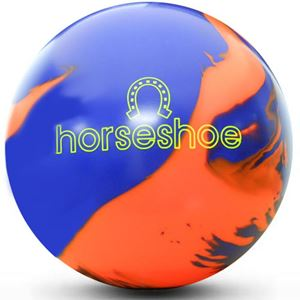 PBS Horseshoe Blue/Orange 11 Only Bowling Balls