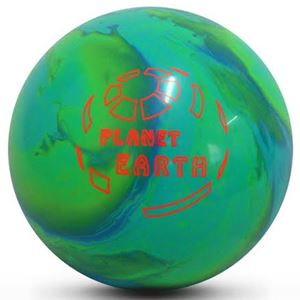 PBS Planet Earth Bowling Balls