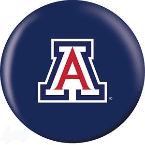 OTB NCAA Arizona Wildcats Bowling Balls
