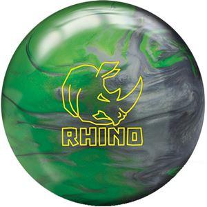 Brunswick Rhino Green/Silver Pearl Bowling Balls