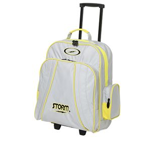 Storm Rascal 1 Ball Roller Silver/Yellow Bowling Bags